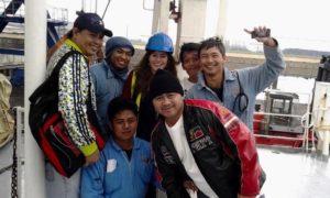 """Mache Dein """"Bufdi"""" bei uns in der Seemannsmission Brunsbüttel! Der spannende Bundesfreiwilligendienst mit Seeleuten aus aller Welt"""