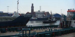 Bundesfreiwilligendienst in Cuxhaven: Seeleuten aus aller Welt ein Stück Heimat bieten